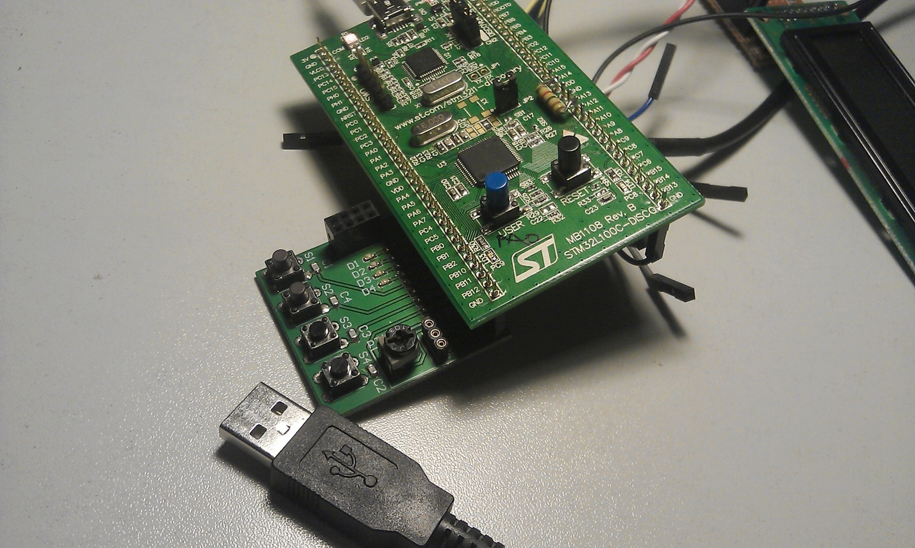 A USB HID Component for C